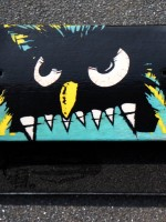 BOARD ANTIZ OWL 30MM MEDIUM CONCAVE