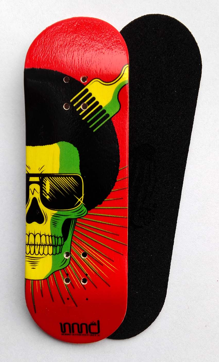 BOARD G5 NOMAD RASTA SKULL 31MM WIDE MEDIUM CONCAVE – 9,50 € ($12,38 USD)