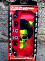 COMPLETE NOMAD RASTA SKULL MODEL 31MM