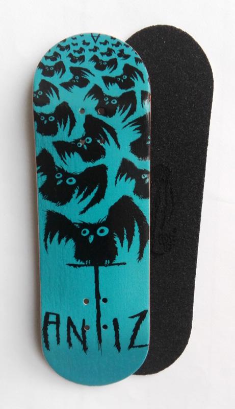 Antiz Owls deck 31MM