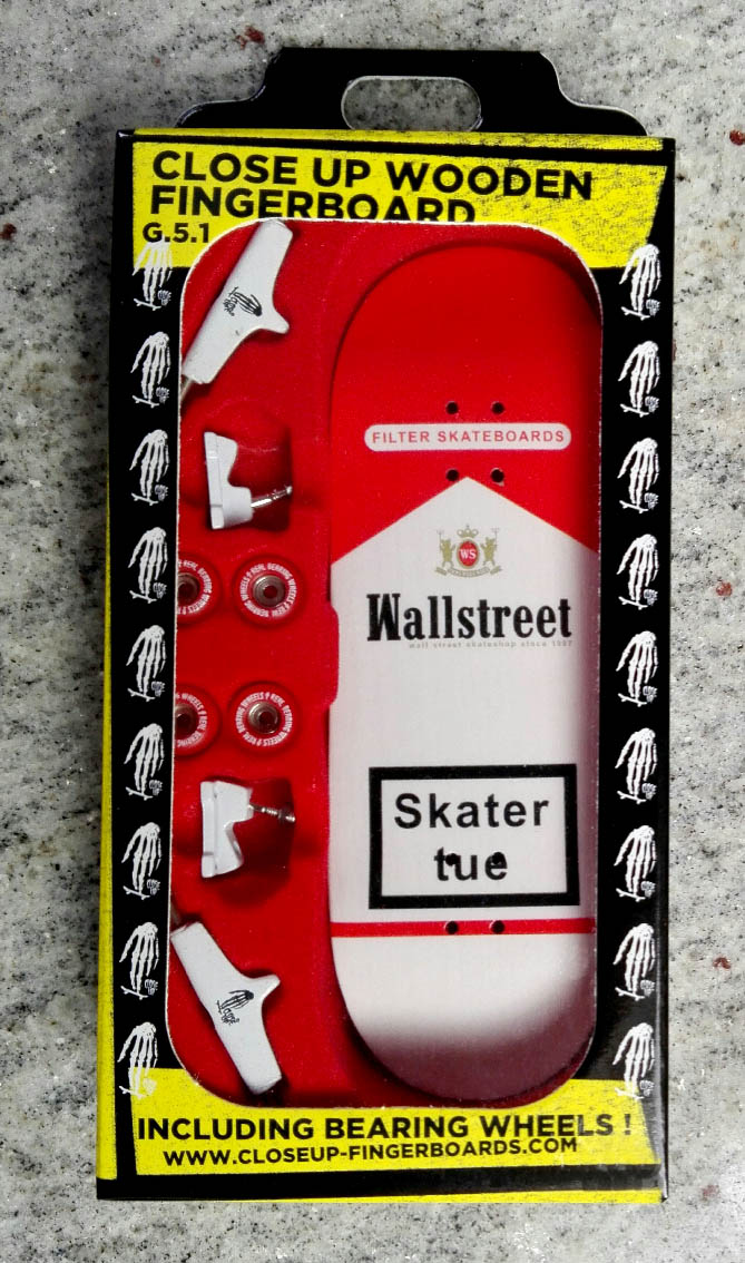 COMPLETE SET WALL STREET 33MM MEDIUM CONCAVE – 26,00 € ($ 29,64)