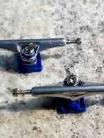 YTRUCKS CHROME BLUE
